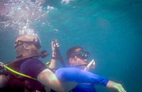 padi rescue diver course malapascua