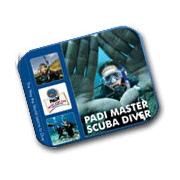 padi master scuba diver course malapascua
