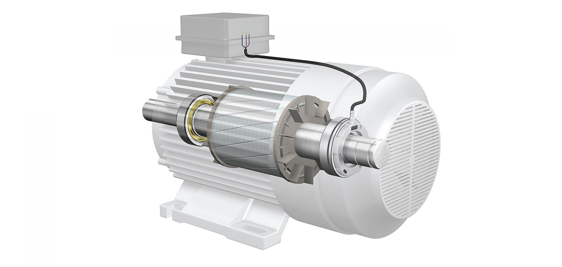 hight resolution of reliable motor control with newest generation skf sensor bearings
