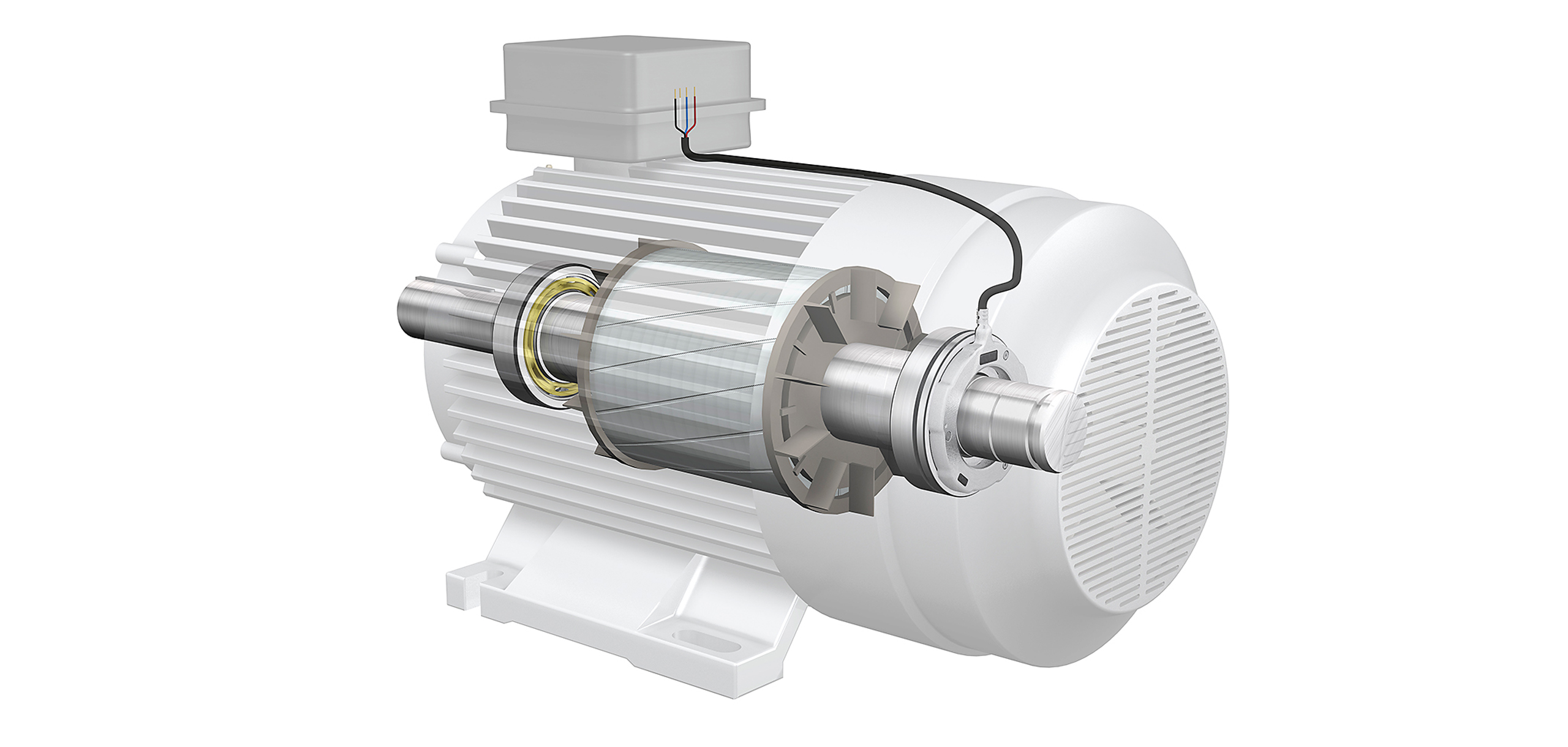 Reliable Motor Control With Newest Generation Skf Sensor