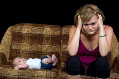 Image result for postpartum depression mother infant pictures