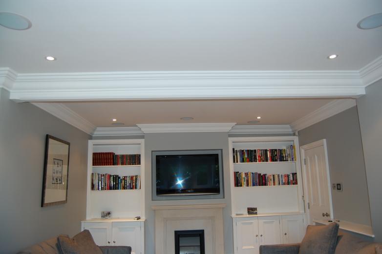 Surround Sound Speakers In Ceiling  Joy Studio Design