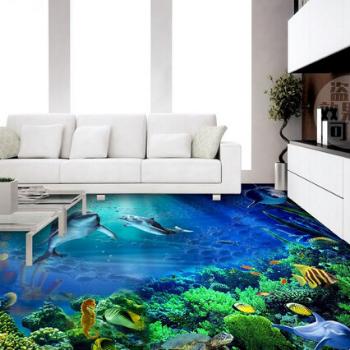 Floorgraphics decoración interiores