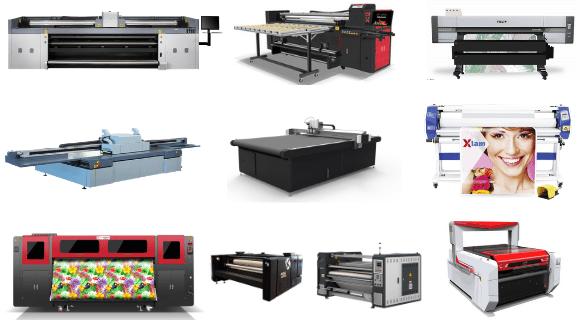 Equipos de impresión y corte con tecnología de última generación y alta calidad.