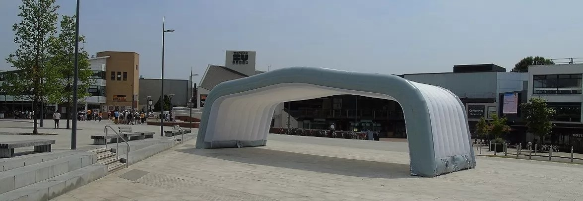Alternative Marquee Inflatable Structures