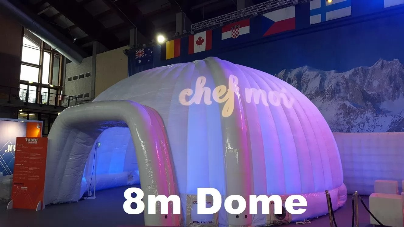 Evolution Dome | Used Structures