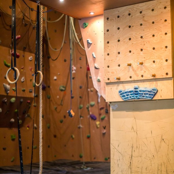 Climbing Wall - Fernie Fitness Centre & Gym Evolution