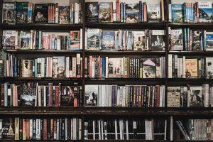 A book shelf