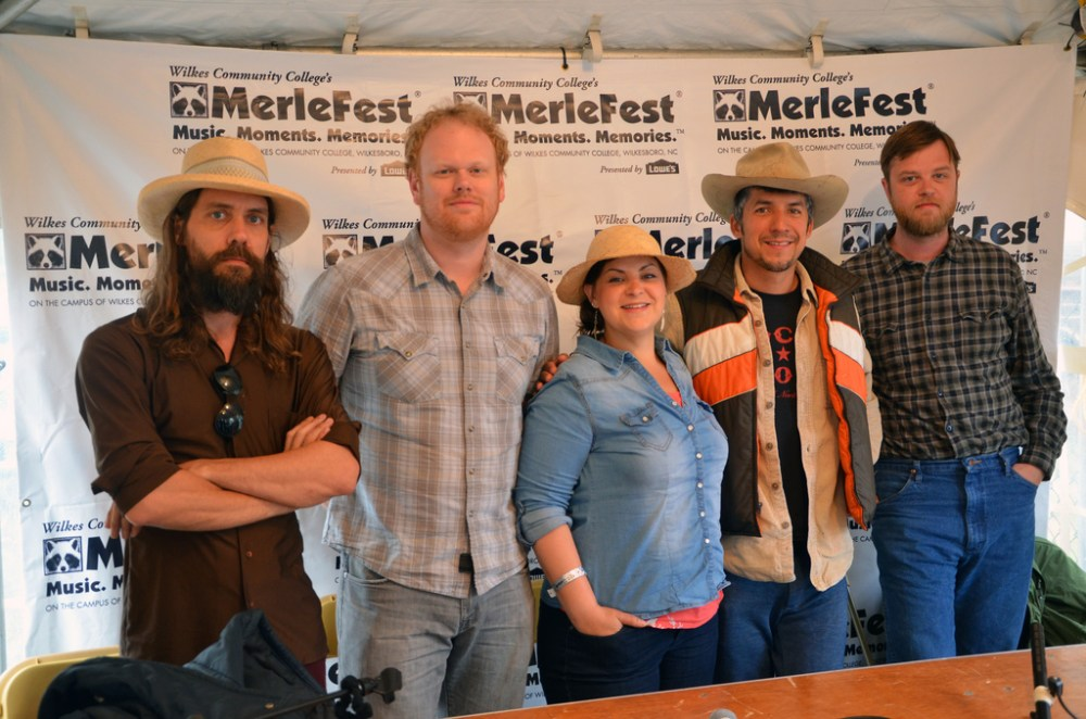 Interview - The Black Lillies (3/6)