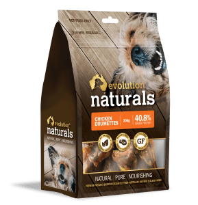 Evolution Naturals Zipper Pack - 3D render_ANGLED_CHICKEN DRUMETTES
