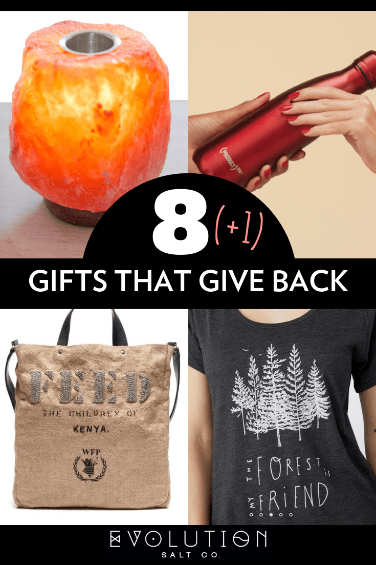 8 Gifts that Give Back