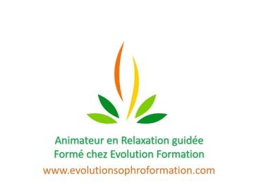 Logo Animateur Relaxation Guidé
