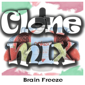 Essência MIX CLONE - Brain Freeze