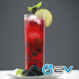 Essência Flavor West - Blackberry Mojito