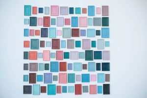 colorful rectangles of various sizes
