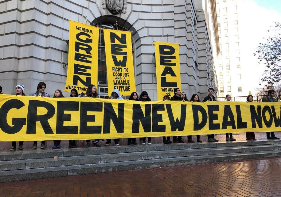 Climate Justice & Environmentalism