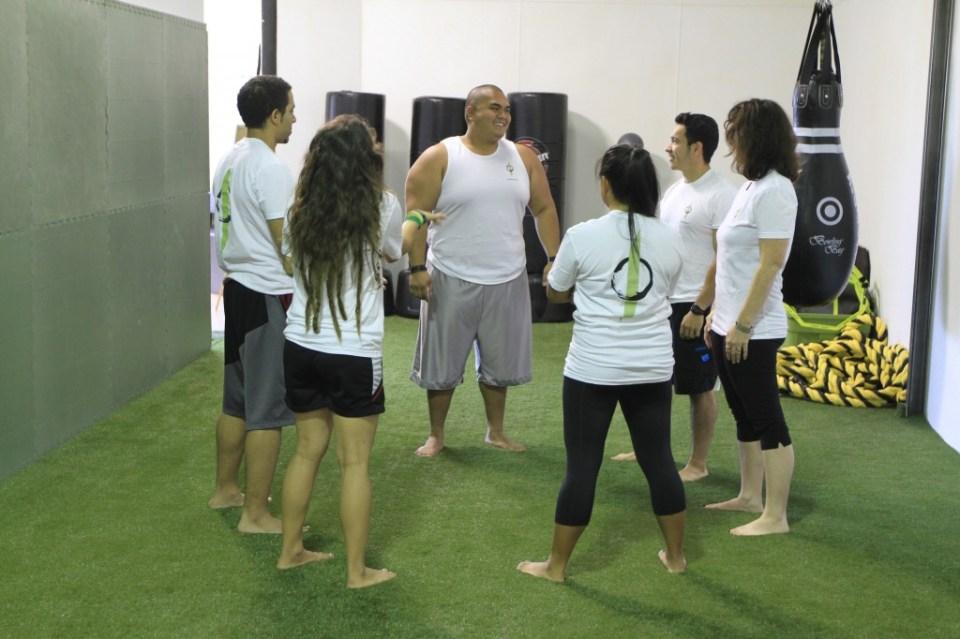 Samson Elite Training - Evolve All