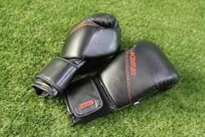 """""""Brave"""" sparring and training gloves"""