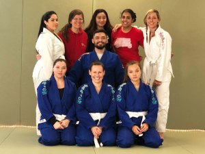 womens class group 4.10.18 web - womens self defense and martial arts
