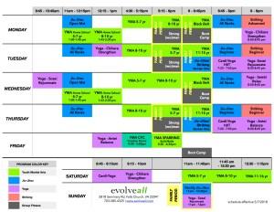 EA Schedule V.7.1 - EA Schedule V.7.1