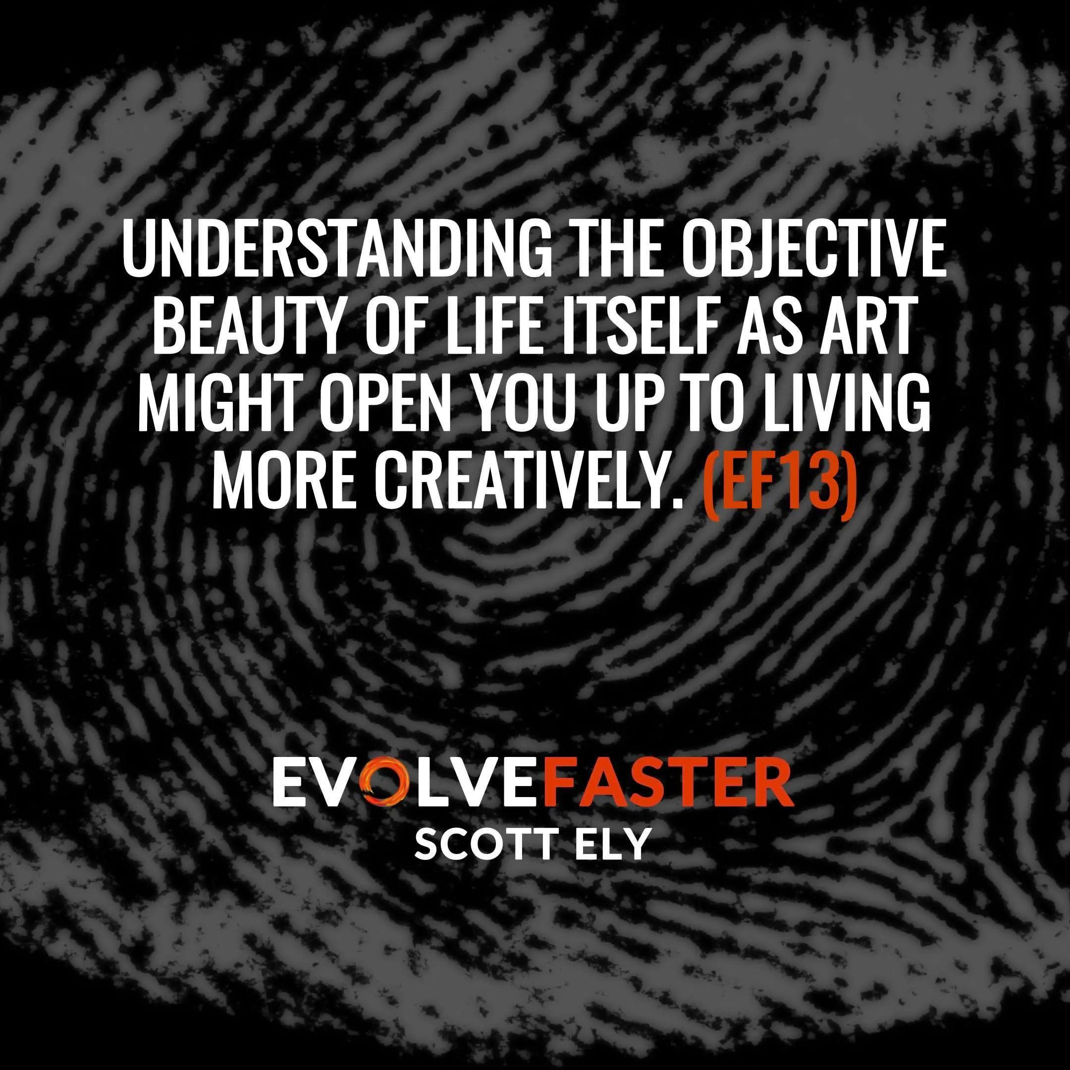 ef13 show notes evolve