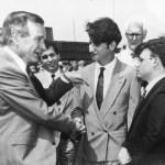 George HW Bush and Dr. Freedman 150x150 - Evolve's History