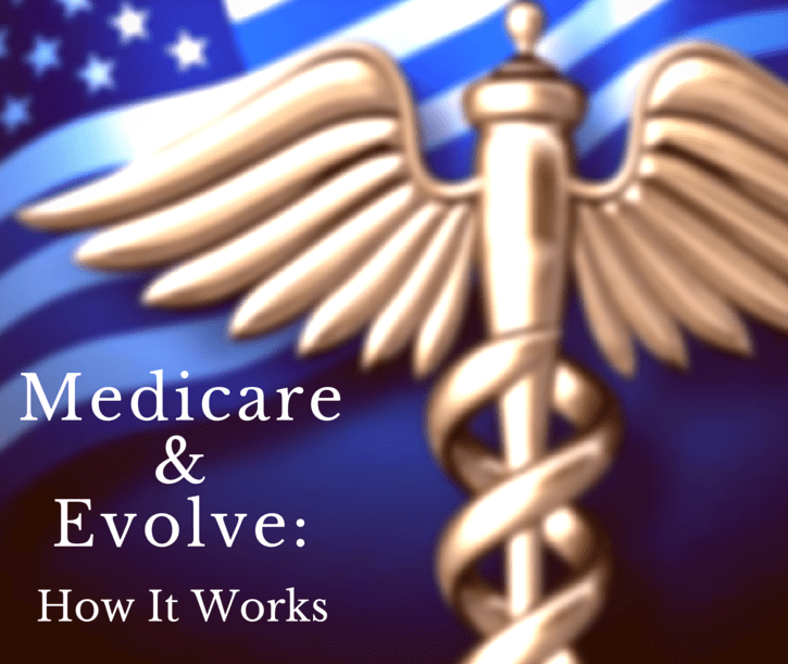 Medicare and Evolve: How Does It Work?