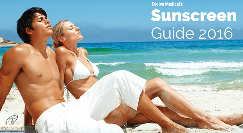 2016 Sunscreen Guide