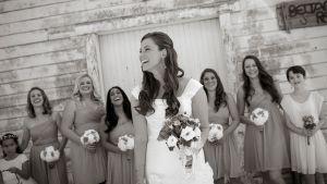 Brittany Maynard at her wedding