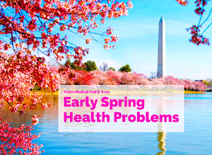 Early Spring Health Problems