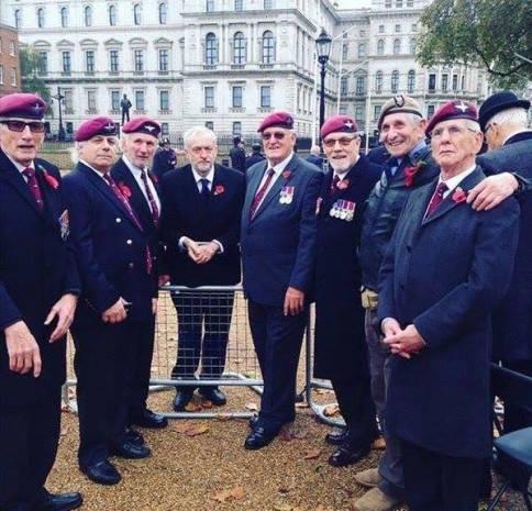 Corbyn Veterans