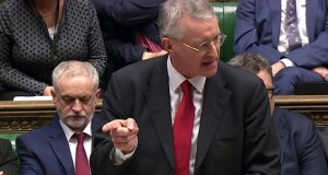 Hilary Benn Syria Bombing
