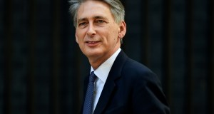 Tory Phillip Hammond brands political protesters as terrorists
