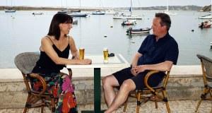 David Cameron Lanzarote