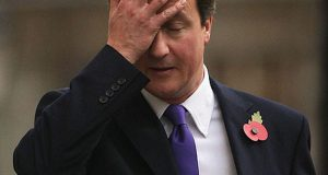 David Cameron faked almost identical generic 'love-letter' articles to at least five local newspapers