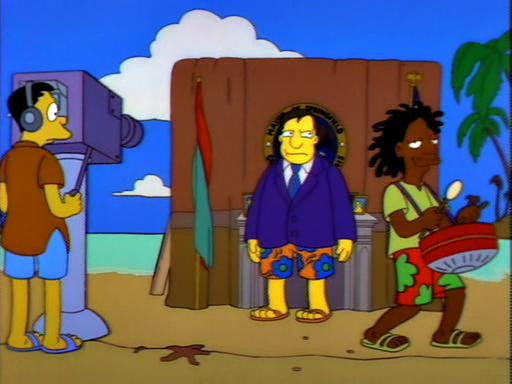 David Cameron has done a Mayor Quimby