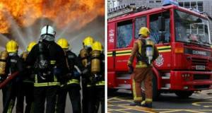 Tory cuts mean ALL the firefighters in Greater Manchester are being sacked