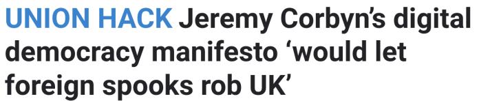 The Sun Headline 1