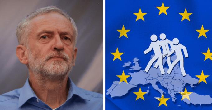 Corbyn EU Free Movement