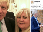 Suzan Walsh Conservative Party Fake News