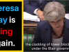 Theresa May LIED. Labour did NOT start the cladding of tower blocks - Thatcher did. Here's the proof [Video]