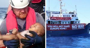Sea-Eye Defend Europe Stranded