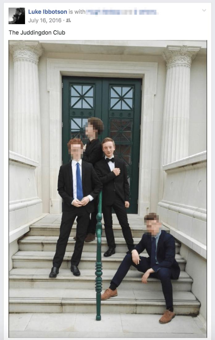The Juddingdon Club Luke Ibbotson Activate