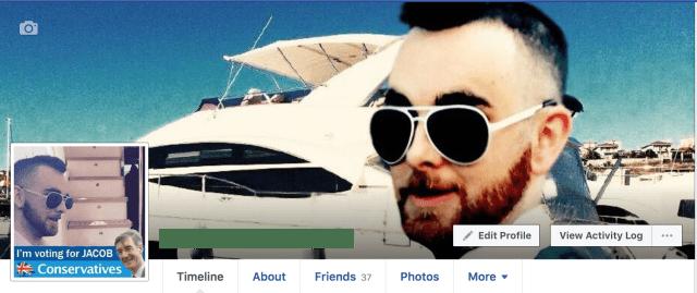 Tory Thomas - Photoshopped Profile