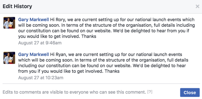 Ryan Rory Activate