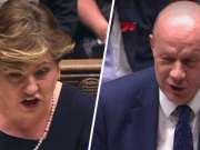 [WATCH] PMQs: Lying Damien Green caught laughing about his own Constituency A&E closing down