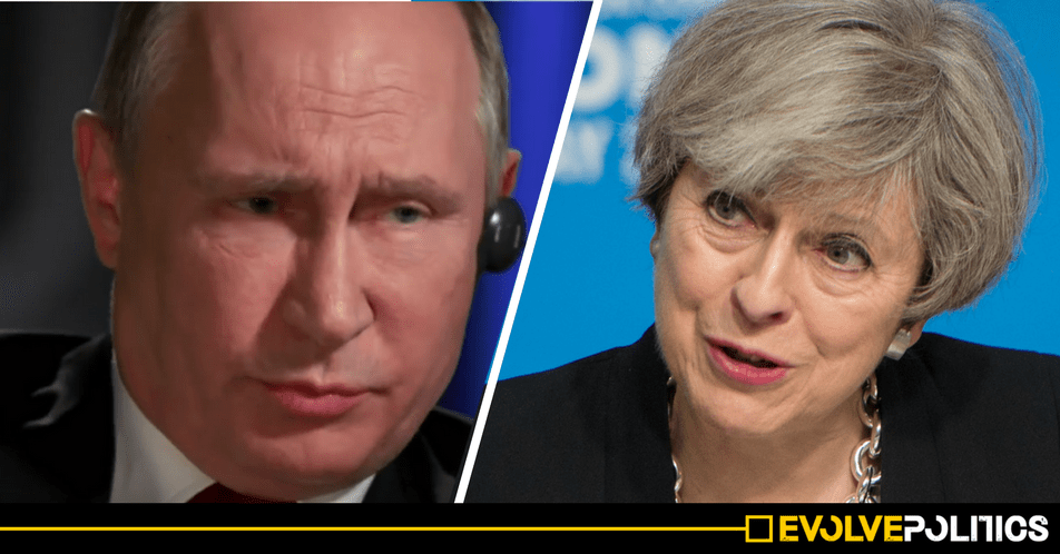 EXCLUSIVE: Super-rich Putin Cronies have given £1.8MILLION to the Tories since 2010