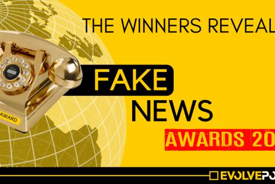 Fake News Awards 2017 - The Winners