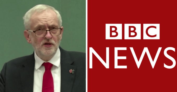 Mainstream media silent as Jeremy Corbyn wins International Peace Prize