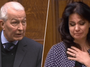 Labour MP moves Tory to tears after telling Parliament of horrific Universal Credit effects on constituents | Frank Field | Heidi Allen
